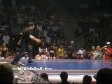 Bboy JUNIOR .vs. Darkness