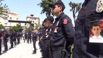 Tarsus Kaza Şehidi Polis Memuru Toprağa Verildi