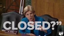 Senator Elizabeth Warren Has No Time For Bullsh*t