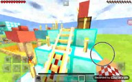 Minecraft ● Wipeout map ● Map ngắn vậy ?
