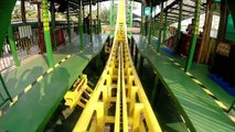 Magic Ring Roller Coaster Reverse POV Chinese Knock Off Skyloop Chaunlord Manor
