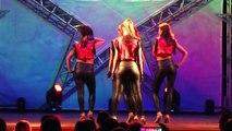 Rapone_Ferie 2015 - Rebecca, Maria, Ilaria e la GioArt Dance School
