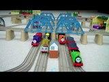 Trackmaster 4 TRACKS TRAIN SET Kids Thomas The Tank Engine Toy Train Set Thomas The Tank Engine
