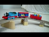 Thomas & Friends Trackmaster Thomas And Friends HAPPY BIRTHDAY THOMAS Kids Toy Train Set