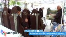 Quartier libre 2016 - Journée prévention routière sur la place Charles de Gaulle