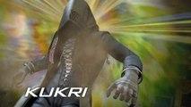 The King of Fighters XIV - Mui Mui & Kukri