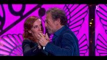 Stéphane Freiss danse un slow avec Noémie de Lattre - Folie passagère