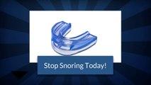 snoring Mouth Guard - Sleep Apnea Prevention - Sleep Apnea