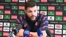 Sergio Parisse : « On va faire un gros match »