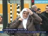 Florence Hartmann retour sur son arrestation à La Haye - vidéo Dailymotion