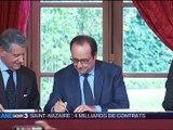 Contrat record pour les chantiers navals Saint-Nazaire - vidéo Dailymotion