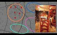 Aegis Interactive Map Installation. Reactify and Soosan Lolavar