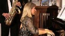 as time goes by  da Casablanca  sax Gilberto Tarocco, pianoforte Sonia Vettorato