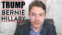 Paul Joseph Watson Talks Donald Trump, Bernie Sanders, and Hillary Clinton