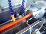 Plastic hose pipe machine for PVC water hose pipe, car washing hose