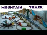 Toy Trackmaster Thomas The Train 2 ACTION CANYONS TIDMOUTH SHEDS & 4 BOULDER MOUNTAINS Kids Train