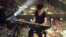 140403 넬(Nell) 종완 on piano @ Newton's Apple Concert