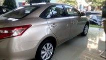 Toyota Vios 2015 khuyến mại sốc tại hà nội