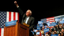 Clinton, Sanders step up attacks as New York primary looms