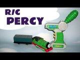 R/C Musical PERCY Trackmaster Train Set Thomas & Friends Toy Kids Thomas & Friends