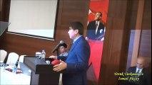 Antalya Büyük Şehir Belediye Başkanı Menderes Türel çalıştay açılış konuşması.