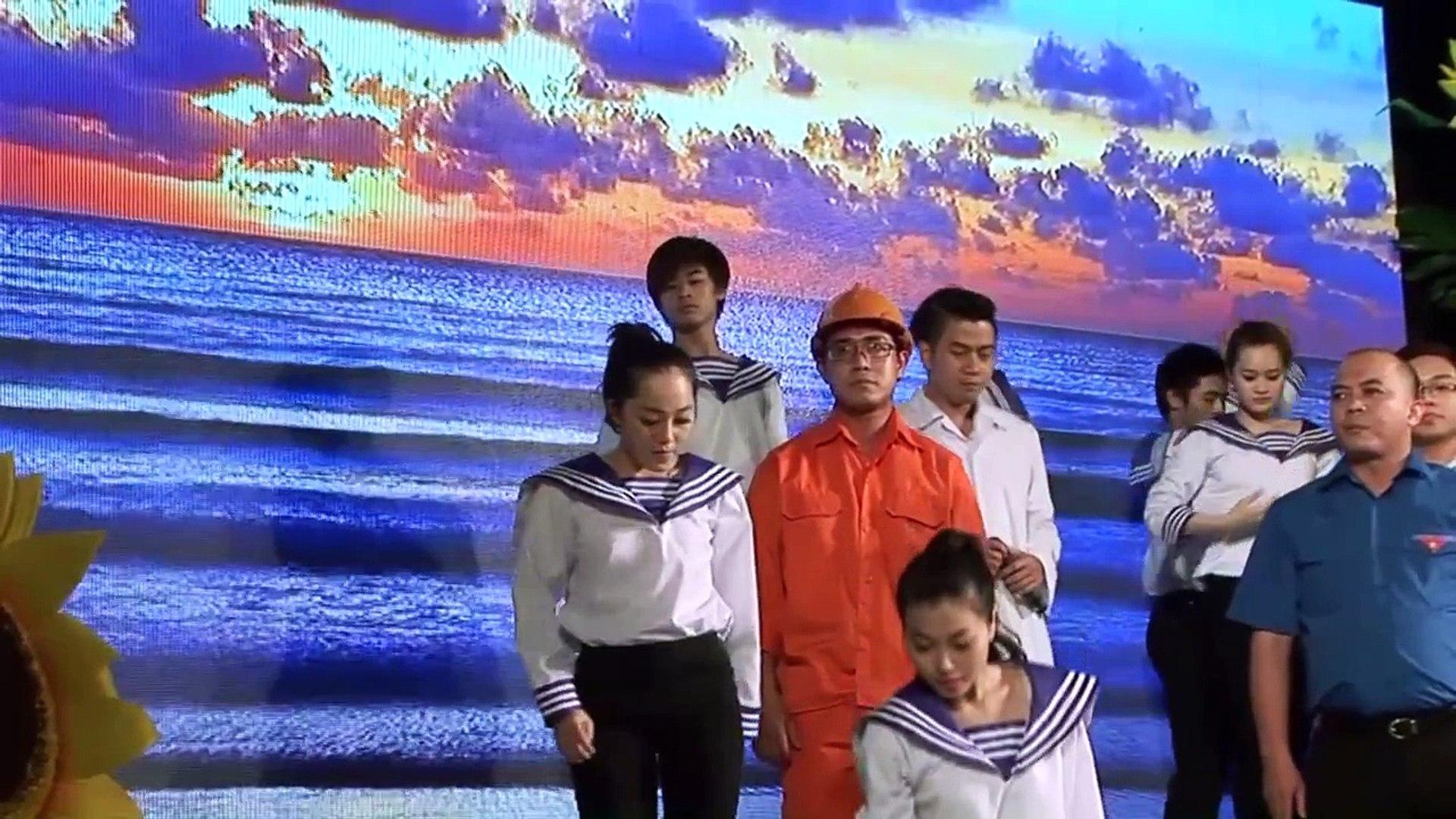 Thuong lam dao xa- sang tac Thanh Binh - top ca VCB HCM
