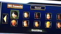 Mario Kart Wii - Mii Voice - Orange,Blue and Brown - Mini to Large - Male