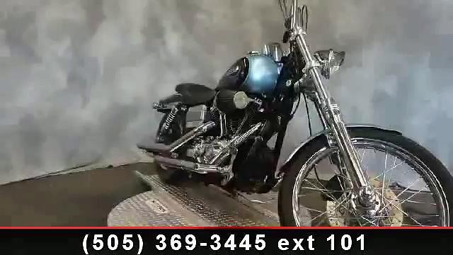 2007 Harley-Davidson Dyna – Thunderbird Harley-Davidson – A