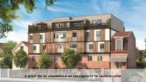 A vendre - Appartement neuf - NANTERRE (92000) - 4 pièces - 84m²