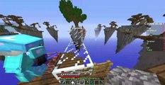 UNSER ERSTES VIDEO? | Minecraft Skywars #1 | HyperGaming