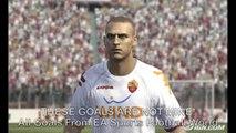 EA FIFA 09 Best Goals (EA Sports Football World)
