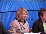 West Bend Community Memorial Library Board Meeting June 2nd, 2009 - Kathryn Engelbrecht
