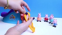 Peppa Pig Play Doh Fun Factory Machine Peppa's Dough Set Hasbro Toys Juguetes de Plastilina Part 1