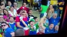 Gol balotelli Italia-Messico
