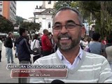30-05-2014 - ABERTURA JOGOS FLORAIS - ZOOM TV JORNAL