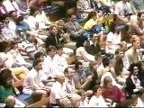 1988 Paul Hunt gymnastics comedy floor exercise