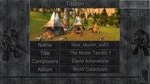 World of Warcraft: Cataclysm Music: Tauren