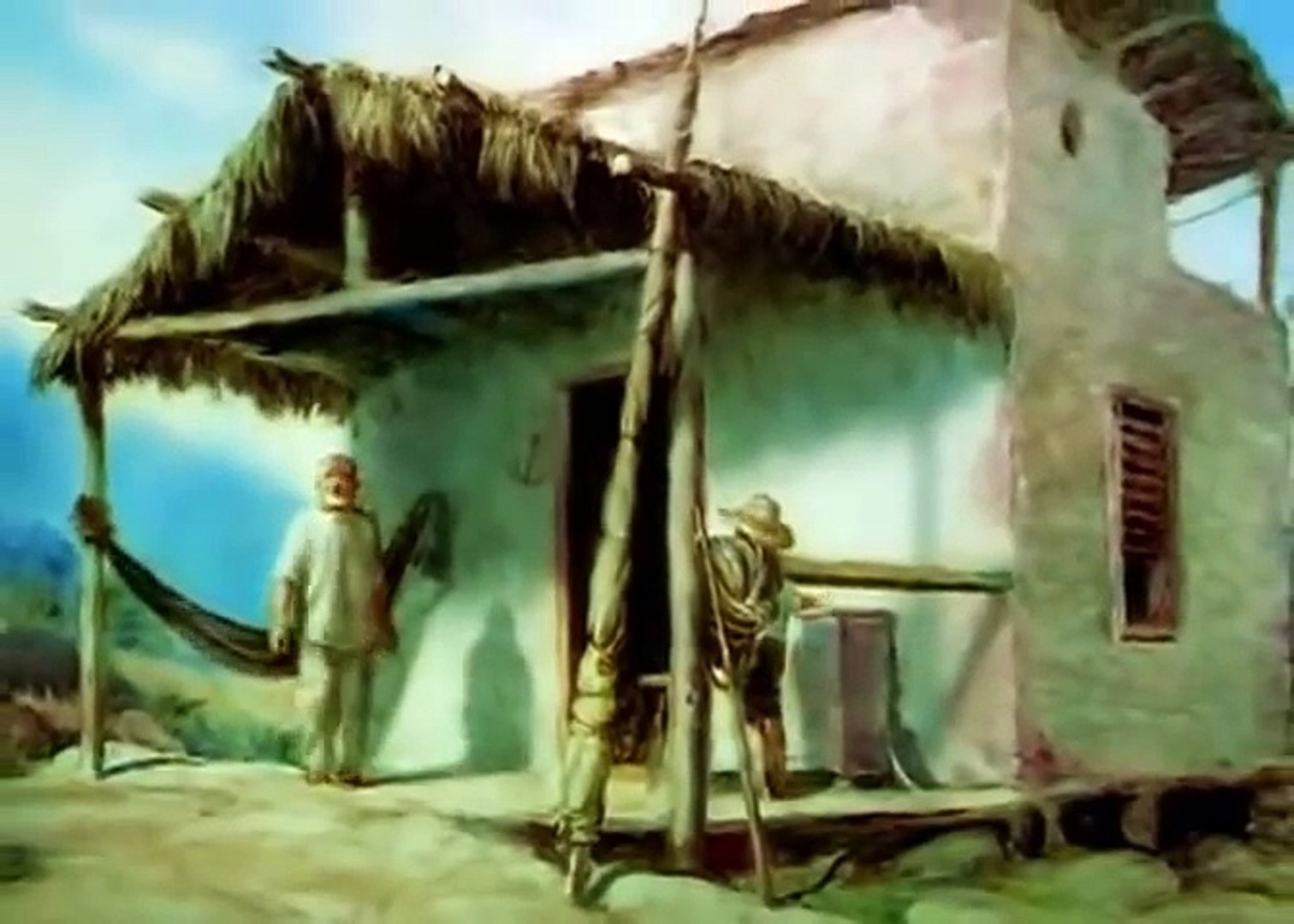 The Old Man And The Sea Video Dailymotion