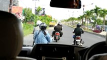 driving in bali