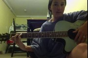 MUSI 3050 Ruthie, guitar Over the River and Through the Woods