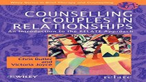 Download Counselling Couples in Relationships  An Introduction to the RELATE Approach