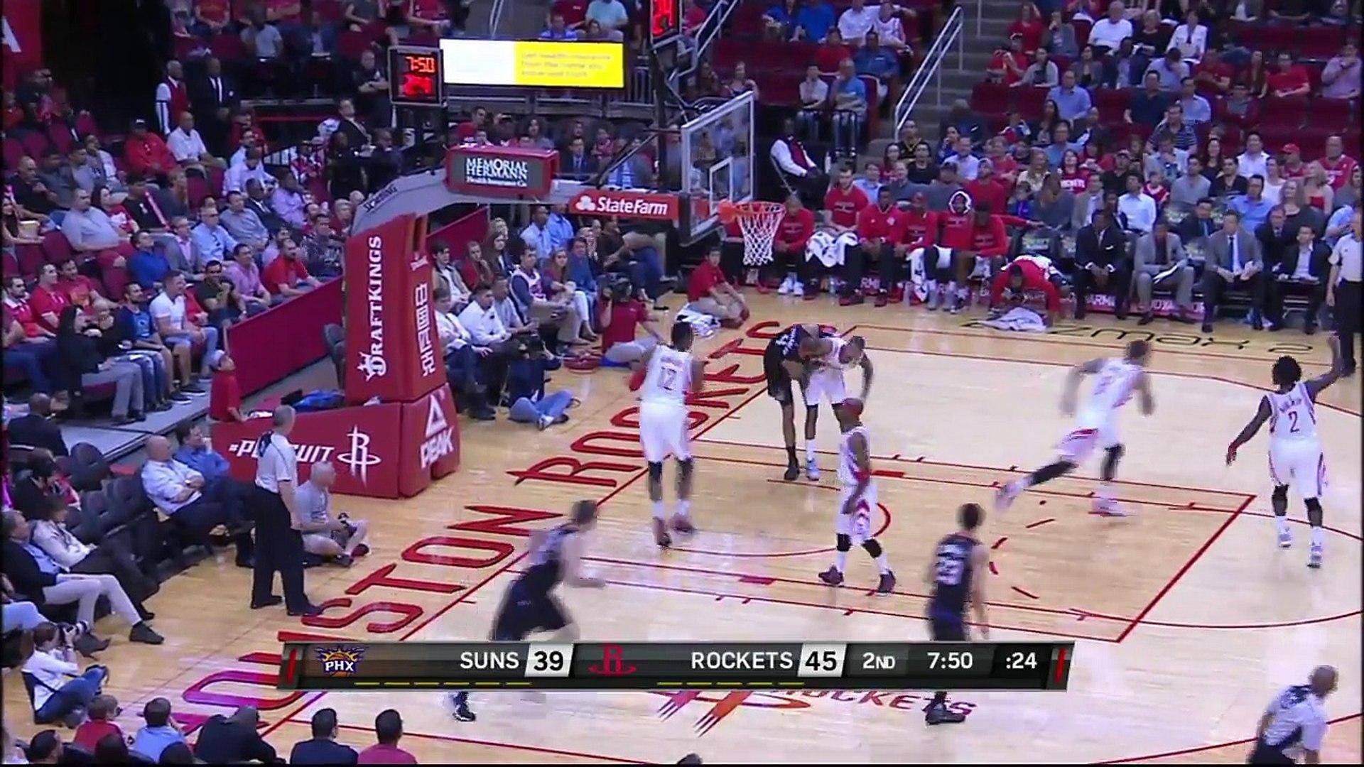 Phoenix Suns vs Houston Rockets -