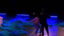 Cirque/Théâtre : TETRAKTYS - un conte slam acrobatique  - Compagnie HORS SURFACE
