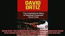 FREE DOWNLOAD  David Ortiz The Inspirational Story of Baseball Superstar David Ortiz David Ortiz  FREE BOOOK ONLINE
