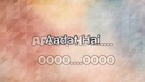 Ijazat-Song-Ek baat kahu kya ijazat hai. Tere ishq ki mujhko aadat hai (Full-HD)-lyrics-Arijit-Singh--Sunny-Leone--One-Night-stand--Latest-Boll