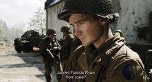 """""""James Francis Ryan from Iowa"""" - Saving Private Ryan"""