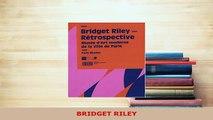 Download  BRIDGET RILEY  Read Online