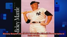 EBOOK ONLINE  Mickey Mantle The Yankee Years The Classic Photography of Ozzie Sweet  FREE BOOOK ONLINE