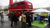 Le DP-Bus du débat public EuropaCity au Blanc-Mesnil