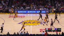 Kobe Bryant Shaking And Baking Against Clippers